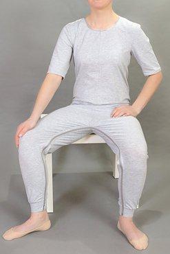 Kombinezony z zamkiem w kroku ułatwiające zmianę pieluchy