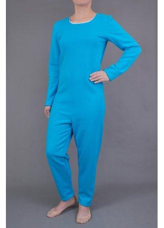 Kombinezon z długimi rękawami i długimi nogawkami dres